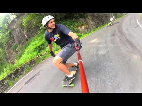 Downhill Skateboarding Raw: Petter Reinem + Arbiter 36 vs Stalheim