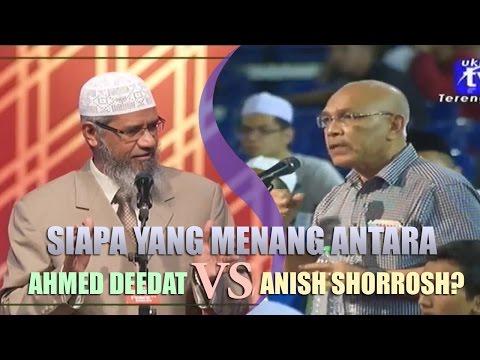 Siapa Yang Menang Debat Antara Ahmed Deedat Vs. Anish Shorrosh? | Dr. Zakir Naik