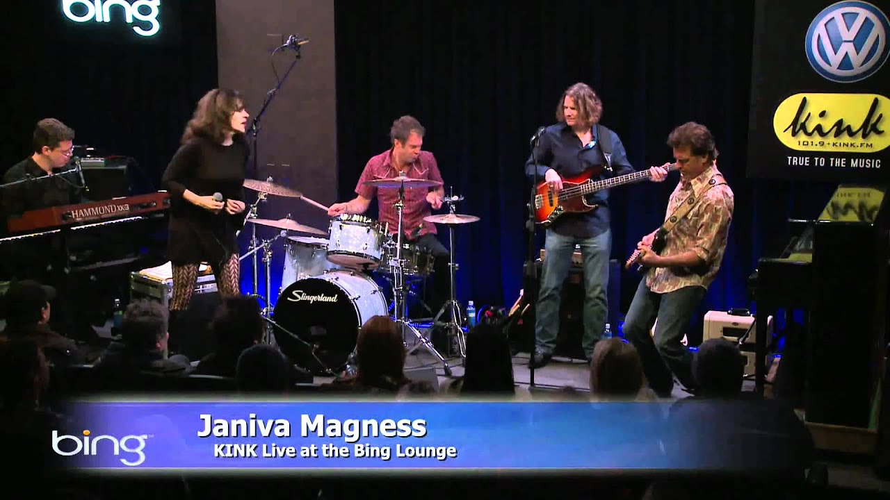 Janiva magness i won t cry bing lounge youtube