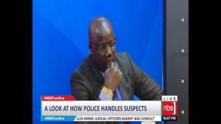 The Frontline (Pulkol, Frank Mwesigwa, Matembe Ofwono, Mao and Odongtho) - 11 May 2017 - Part 1