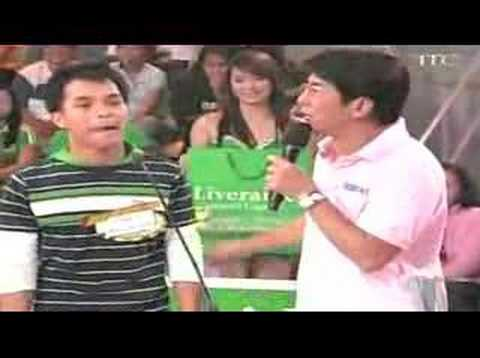 Joey De Leon Live At Wowowee w/ Willie