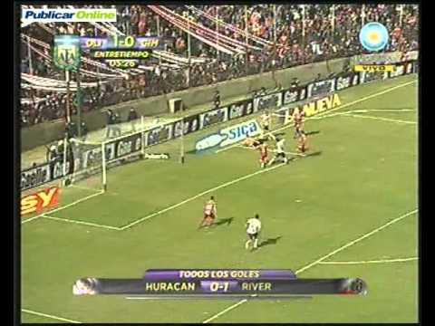 video goles futbol argentino: