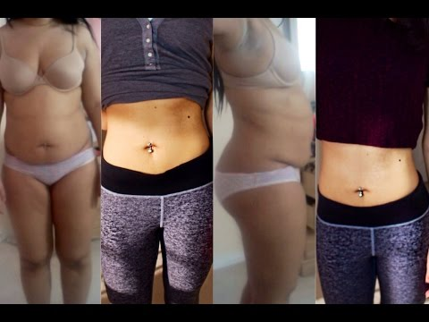 How To Flatten and Tone Stomach | FlexBelt, Diet Tips + 6 Ab Exercises That WORK!