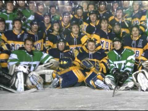 November 26, 2010 was an historic day in Fort McMurray, Alberta, as the AJHL Fort McMuray Oil Barons hosted the first ever Junior outdoor hockey game in Canada.