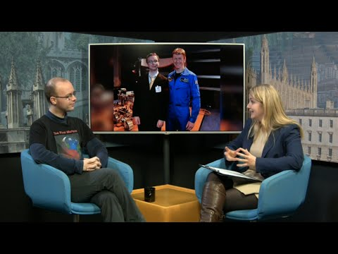Mars One on Cambridge TV - Jan 2016