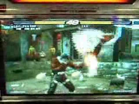 armor king tekken 6. Tekken 6 Armor King v. Devil Jin (1)