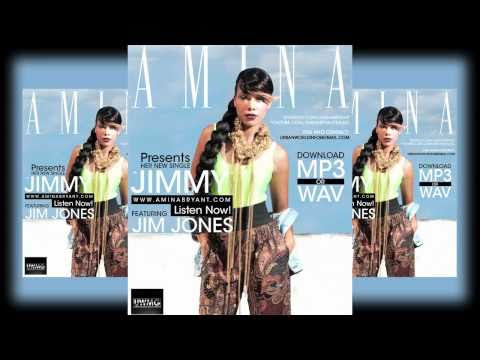 London meets Harlem teaser: Amina Bryant Feat. Jim Jones - Jimmy (Prod. By WhiZz K!D)
