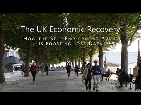 The UK Economic Recovery: How the Self Employment Army is Boosting Jobs Data