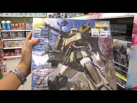 Gundams, Aeon Kinta City Shopping Centre, Ipoh