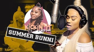 Kickin' It W/Summer Bunni (Disses CardiB, truth about offset)