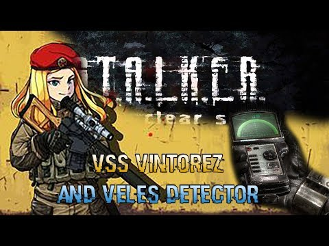 This guide will help you out to find the VSS Vintorez Sniper Rifle and the Veles detector (The best detector in the game) very early on in the swamp level. M...