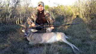 """Airforce Texan .45 vs White Tail Deer"""