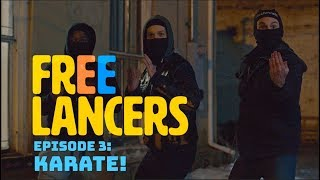 Freelancers Episode 3: Karate!