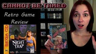 Night Trap (Sega CD) - Retro Game Review