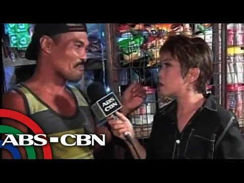 Doris asks people about their reaction on PNoy