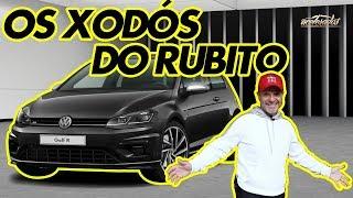 Rubinho mostra todos os carros (+ moto e simulador) da sua garagem! - Especial #233   Acelerados