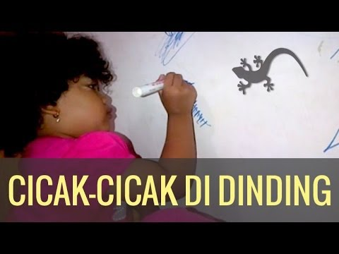 Cicak Cicak Di Dinding video