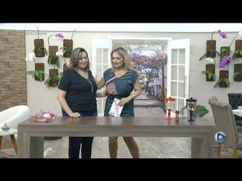 Ateliê Paula Alonso  no A tarde é Show 25 set 2018