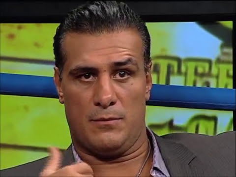 Entrevista con Alberto del Río: Sobre Dos Caras Jr., Sicodélico Jr. y Mil Máscaras
