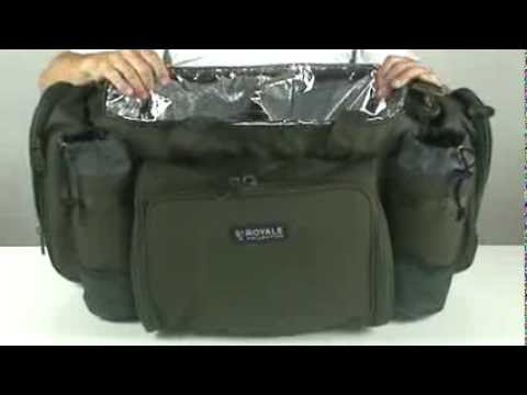 Fish Point Tv Fox Royale Cooler Food Bag System
