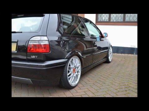 VW Golf MK3 GTI 1.8 Turbo Full In depth Look at the Spec & Build