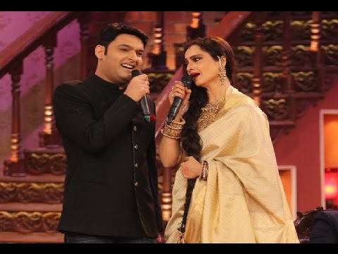 Comedy Nights With Kapil Rekha 11th October 2014 Full Episode video
