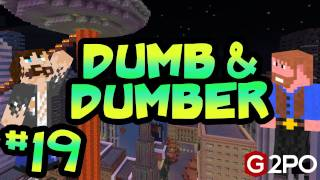 Dumb and Dumber on Minecraft - 2012 Apocalypse | The Beginning Ep.19