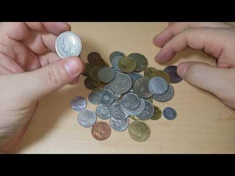 Монеты разных стран почти нумизматика