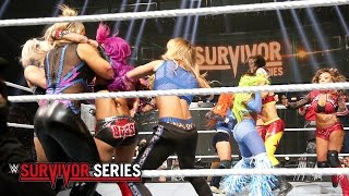 5-on-5 Traditional Survivor Series Women's Elimination Match: Survivor Series 2016 on WWE Network
