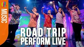 download lagu Roadtrip 'no No No'  Live Performance gratis