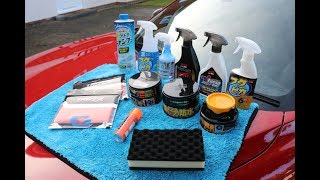Detailing Your Car Japanese Style - Life Beyond Fusso Coat