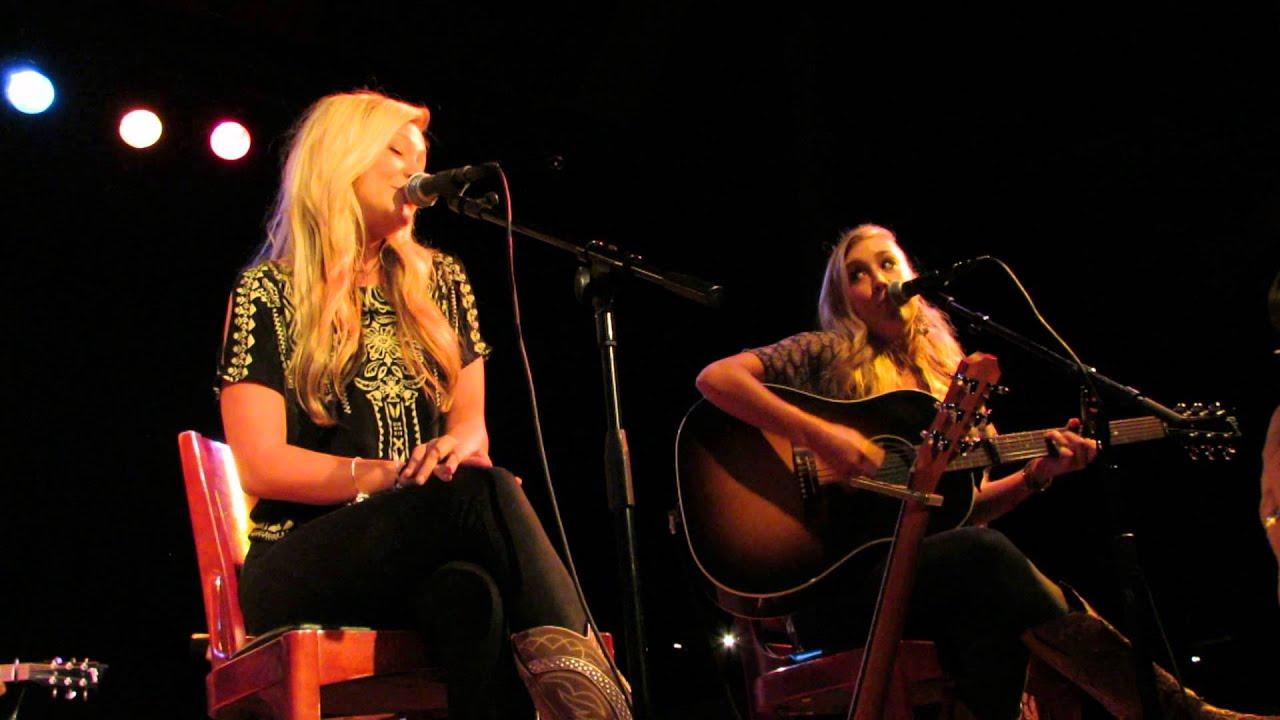 Sierra Sierra Maddie And Tae Maddie Tae Sierra Acoustic