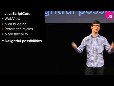 Allen Pike: native.js: JavaScript in your native mobile apps -- JSConf EU 2013