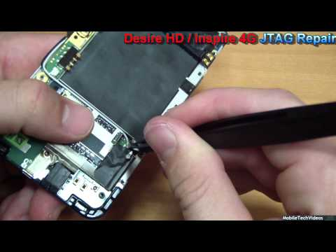 HTC Desire HD / Inspire 4G - JTAG Brick Repair Service (Debricking/Unbrick/Brick FIX)