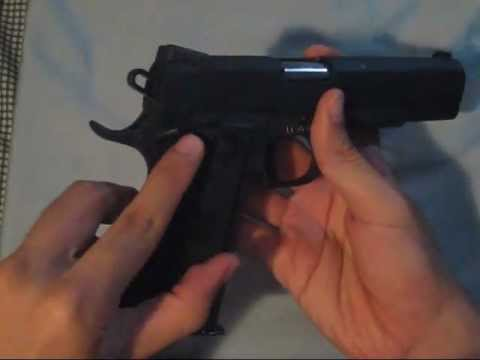 1911 Disassembly & Reassembly (Non-standard)