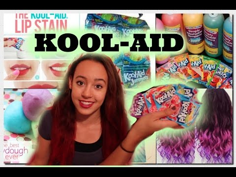 10 CREATIVE USES of KOOL-AID - HowToByJordan