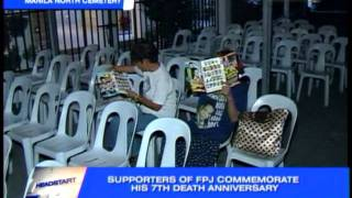 FPJ supporters commemorate 7th death anniversary