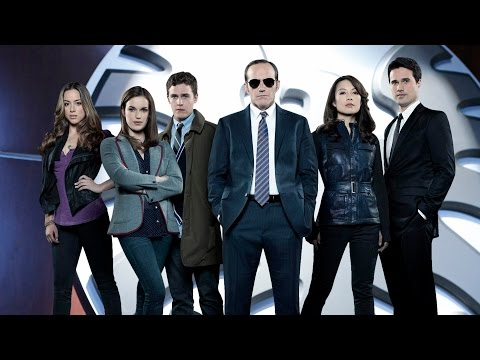Marvel's Agents of SHIELD Producers Talk Season 2 - Comic Con 2014