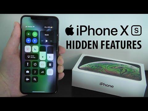 iPhone XS Hidden Features — Top 10 List