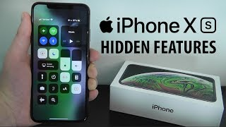iPhone XS Hidden Features - Top 10 List