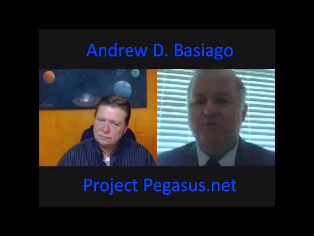 Andrew D. Basiago - Secret Technology & Mars Colony Project