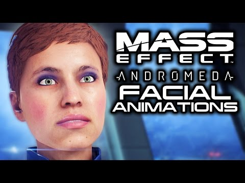 MASS EFFECT ANDROMEDA: My Thoughts on Facial Animations & Early Reviews! (First 10 Hours EA Access)