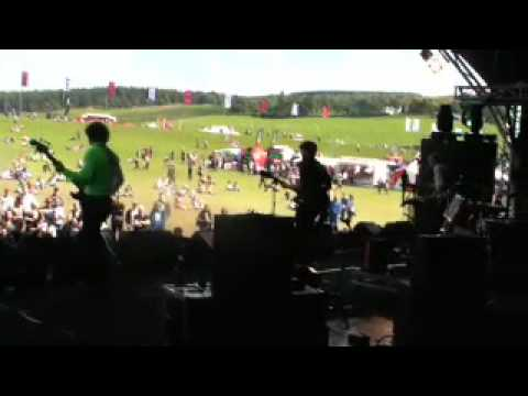 Official Secrets Act-Backstage at Rockness Festival with Samsung pt. 2
