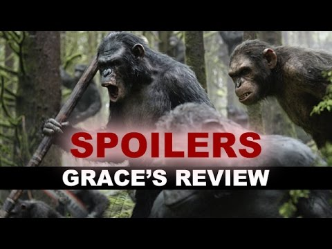 Dawn of the Planet of the Apes Movie Review - SPOILERS : Beyond The Trailer