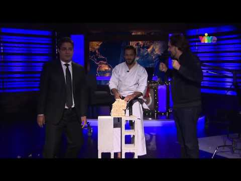 El George Harris y Antonio Díaz con Luis Chataing en #AhoraMismo | VIVOplay