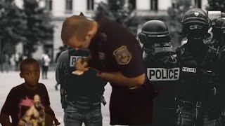 Cops Harass 9 Year Old Kids. Film The Police !