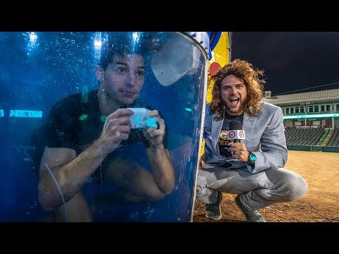 Dunk Tank FIFA | Dude Perfect
