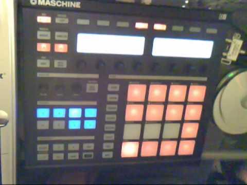 Native Instruments Maschine - Biggie Remix and KNOCKSHOUSE.COM is UP !!!!