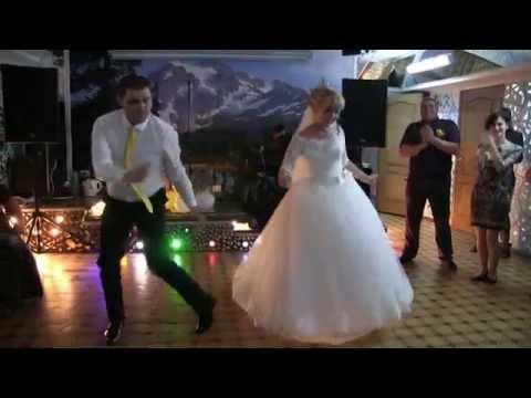 Ира и Андрей Первый танец