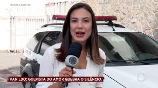 Homem acusado de dar golpes em mulheres fala com o Cidade Alerta